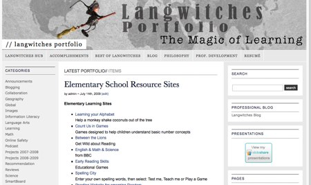Langwitches Portfolio