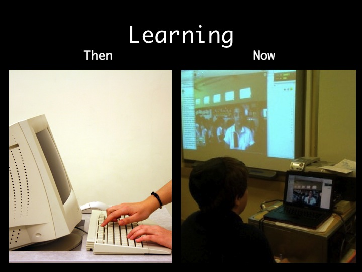 Collaborative Learning In A Classroom ~ Learning then now silvia tolisano langwitches