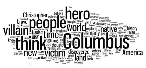 Christopher Columbus Hero or Villain