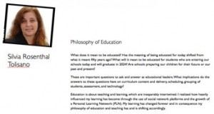 philosophy of education tolisano langwitches