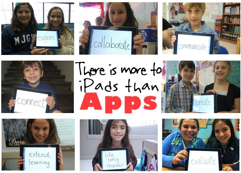 There is More to iPads in the Classroom Than AppsIpads In The Classroom