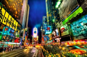 Times Square-by Trey Ratcliff