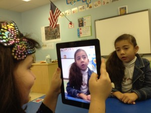 Kindergarten-iMovie