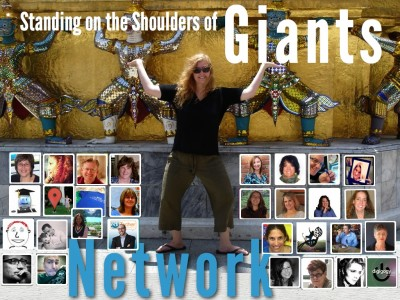 network-standing on shoulders of giants