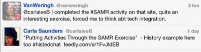 SAMR-exercise-evidence