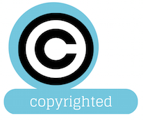 copyrighted