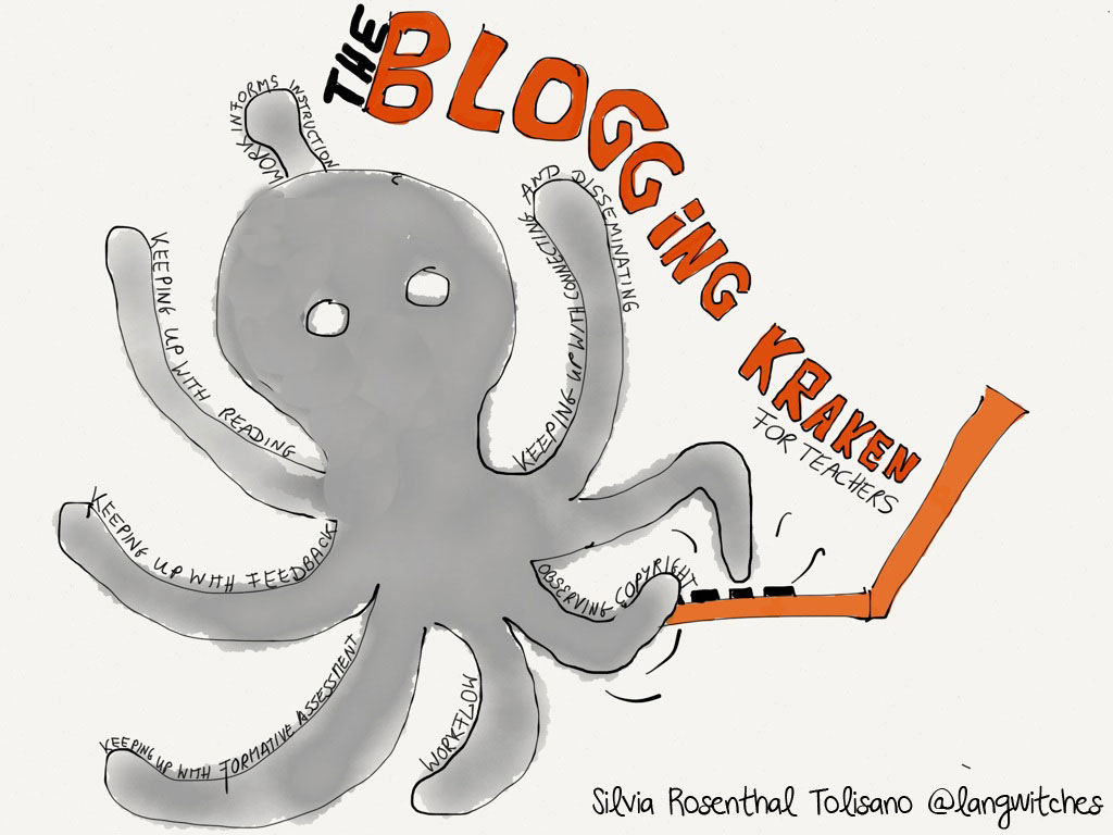 The Blogging Kraken
