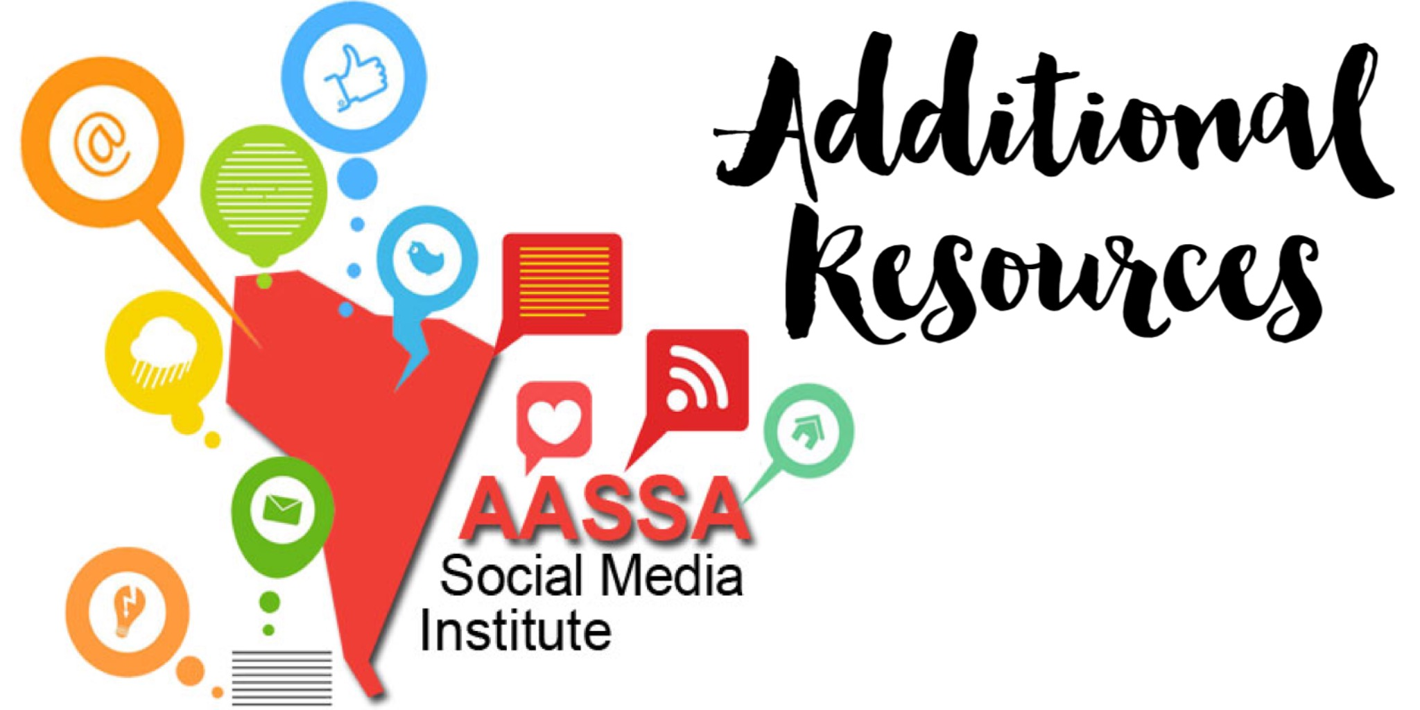 take a look at further resources below with list of questions to guide developing a policy how to create social media